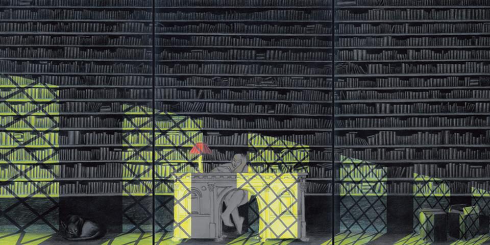 Giovanni Menada Biblioteca